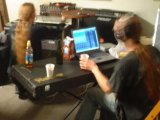 Preparation of the vocal recording