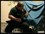 Tracking the guitar for Mors et Sanguis