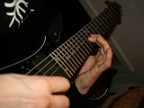Recording guitar and solo