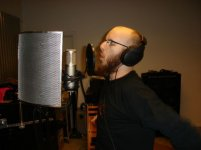 Recording vocal